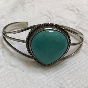 Jewelry - Native American Turquoise Cuff Bracelet